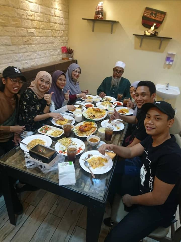 Happy Customers at Hadramawt Johor Bahru